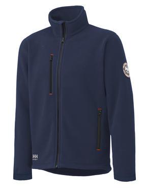 72112 Helly Hansen Langley Fleece Jacket Marineblau